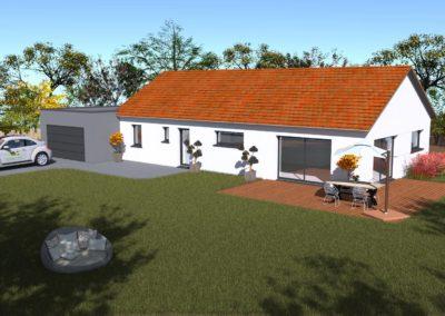Les Maisons OSTER exemple de maison individuelle