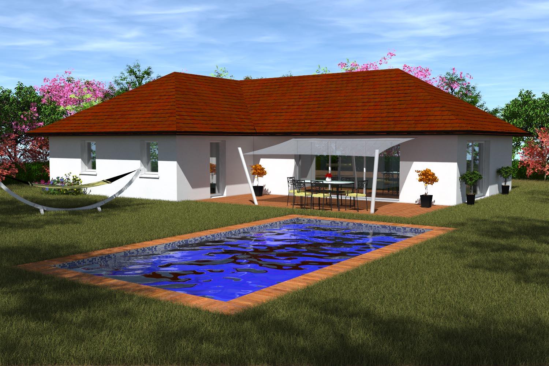 Les Maisons OSTER exemple de maison individuelle en ALSACE