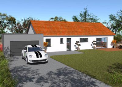 Les Maisons OSTER exemple de maison individuelle 2