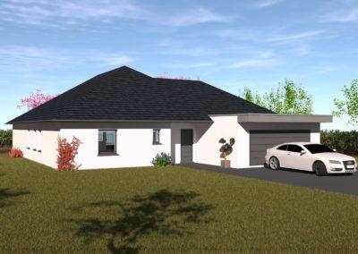 Les Maisons Oster 67 maison individuelle vue 2