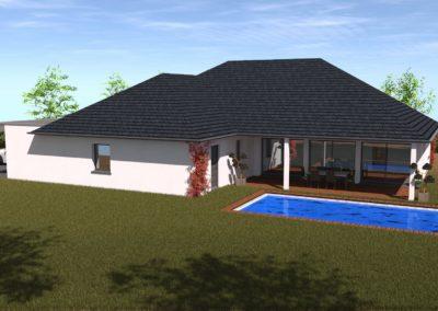 Les Maisons Oster 67 maison individuelle vue 1